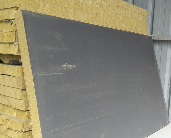 砂浆纸岩棉复合板